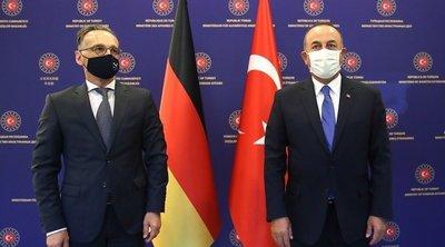 Συνάντηση Μαας-Τσαβούσογλου: Μόνο ο διάλογος υπόσχεται βιώσιμη λύση στην Ανατολική Μεσόγειο δήλωσε ο Γερμανός ΥΠΕΞ