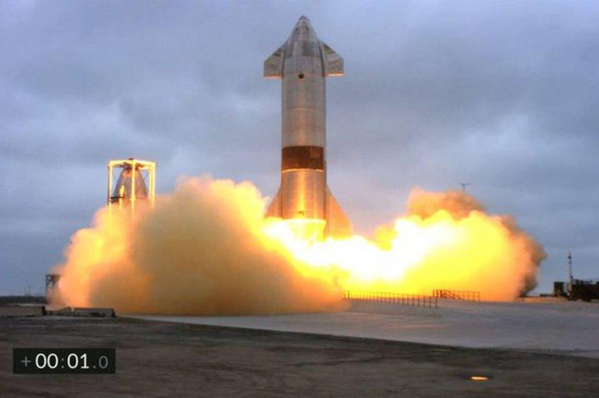 ΗΠΑ: Το Starship της SpaceX προσεδαφίστηκε επιτυχώς μετά από δοκιμαστική πτήση του οχήματος εκτόξευσης επόμενης γενιάς - ΒΙΝΤΕΟ