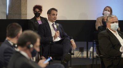 Μητσοτάκης στην Κοινωνική Σύνοδο ΕΕ: Διατηρήσουμε την ανεργία στα προ της πανδημίας επίπεδα