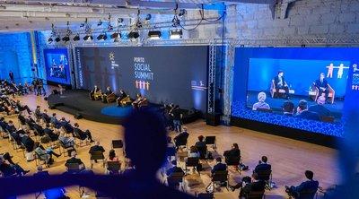 Στόχο απασχόλησης 78% στην ΕΕ υιοθέτησαν οι εταίροι στην κοινωνική σύνοδο κορυφής στο Πόρτο