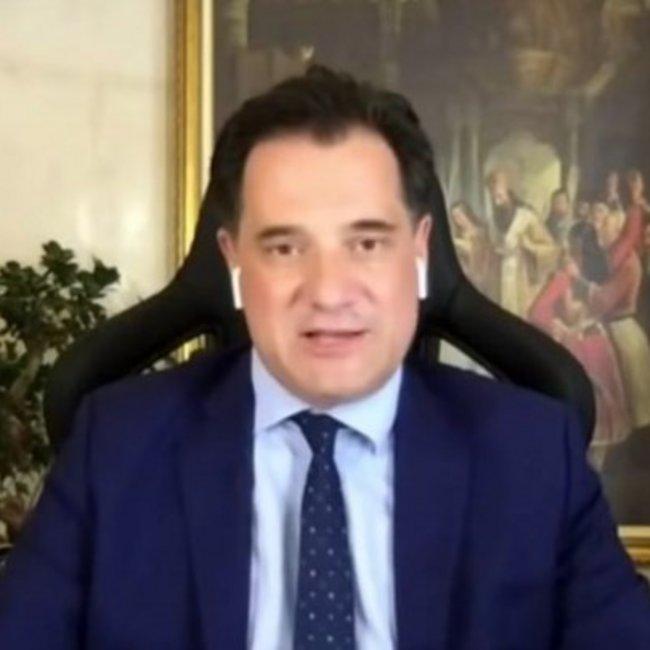 Άδωνις Γεωργιάδης: Το τρολάρισμα των «Ράδιο Αρβύλα» για τη gaming καρέκλα του και η απάντηση του υπουργού