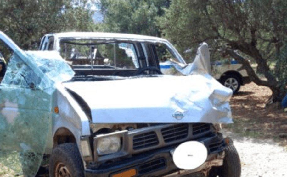 Τραγωδία στην Κρήτη: Νεκροί σε τροχαίο δυο ηλικιωμένοι - Έμειναν δύο μέρες αβοήθητοι