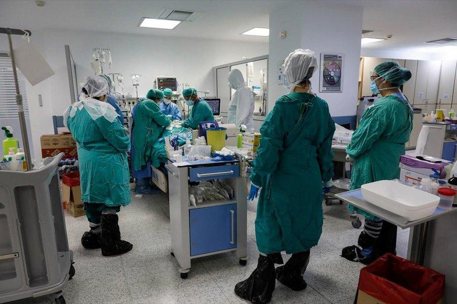 Πρόγραμμα  ύψους 7,5 εκατ. ευρώ για τη διαχείριση του στρες των υγειονομικών