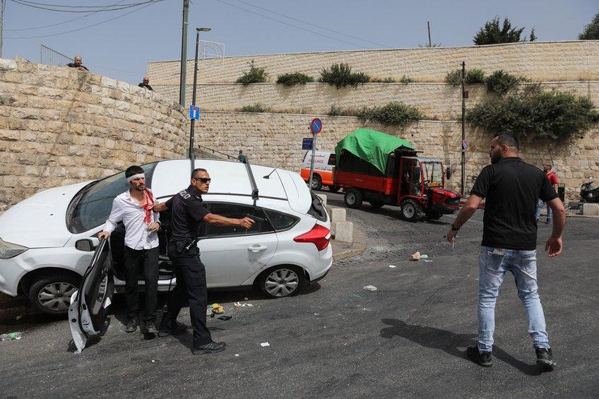 Γαλλία: Το ΥΠΕΞ προειδοποιεί για «ευρεία κλιμάκωση» της βίας στη Μέση Ανατολή, αν συνεχιστούν οι ταραχές στην Ιερουσαλήμ