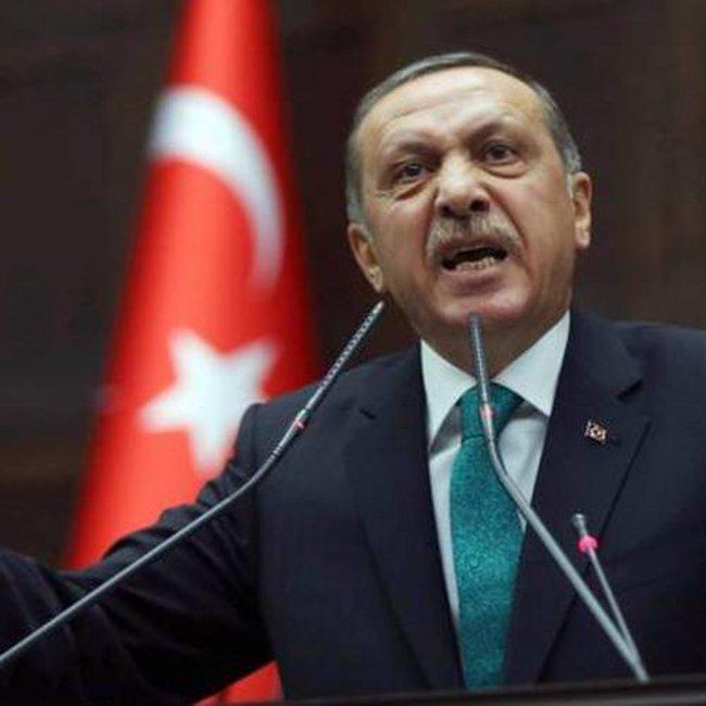 «Επίθεση» Ερντογάν κατά Μπάιντεν: Έχετε αιματοβαμμένα τα χέρια σας