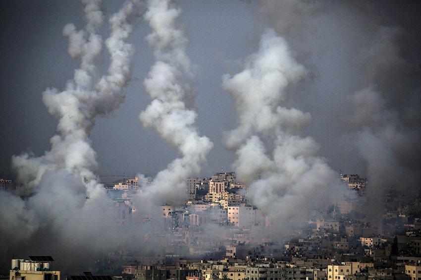 Παγκόσμια αγωνία για το αιματοκύλισμα σε Ιερουσαλήμ και Γάζα - Δεκάδες νεκροί, εκατοντάδες τραυματίες