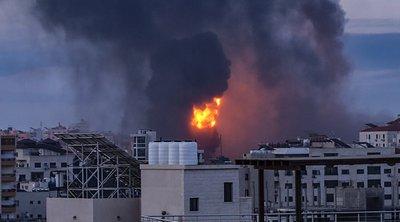 Αίγυπτος και Σαουδική Αραβία ενώνουν τις φωνές τους για κατάπαυση του πυρός στη Λωρίδα της Γάζας – Τηλεφωνική επικοινωνία των δύο ΥΠΕΞ
