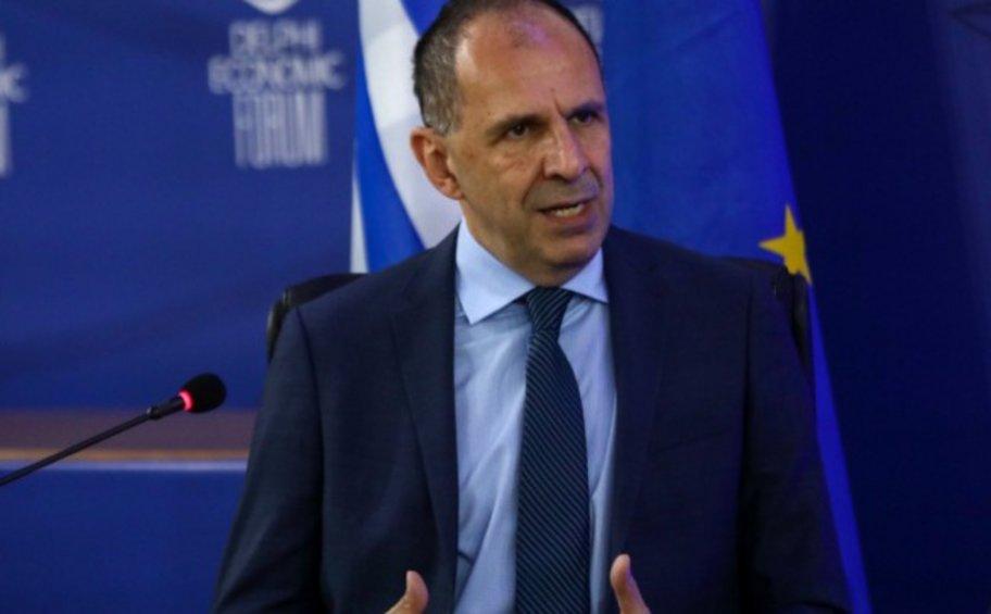 Οικονομικό Φόρουμ Δελφών - Γεραπετρίτης: Το επιτελικό κράτος βελτίωσε την ποιότητα της δημοκρατίας