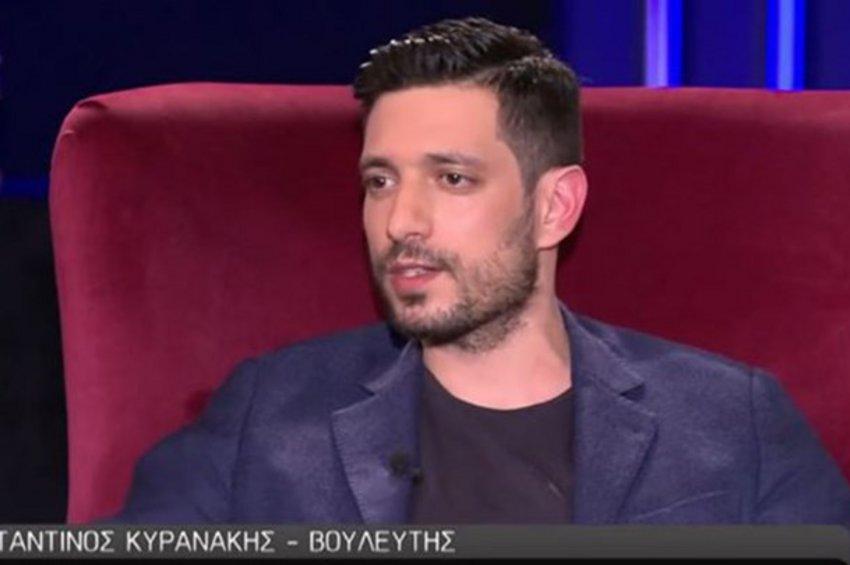 Κωνσταντίνος Κυρανάκης: Είμαι προϊόν ενός καλοκαιρινού έρωτα - Δεν έχω επαφή με τον πατέρα μου - ΒΙΝΤΕΟ