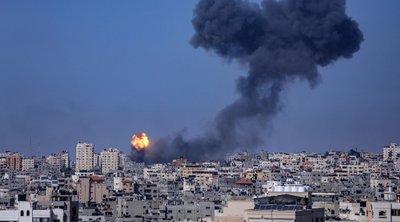 Παλαιστίνη: Πάνω από 100 νεκροί από τις ισραηλινές επιδρομές στη Λωρίδα της Γάζας, σύμφωνα με το τοπικό υπ. Υγείας