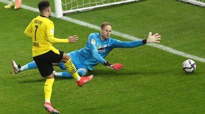 Γερμανία: Κυπελλούχος με θρίαμβο η Ντόρτμουντ, 4-1 τη Λειψία στον τελικό