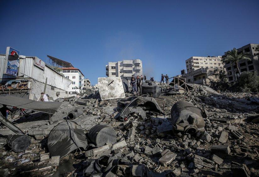 Λωρίδα της Γάζας: Νεκρά δέκα μέλη μίας οικογένειας Παλαιστινίων σε ισραηλινό πλήγμα σε καταυλισμό προσφύγων