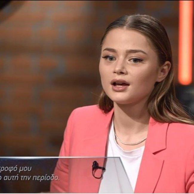 Eurovision - Στεφανία Λυμπερακάκη: Χώρισα με τον σύντροφο μου γιατί δεν έχω χρόνο αυτή την περίοδο - ΒΙΝΤΕΟ