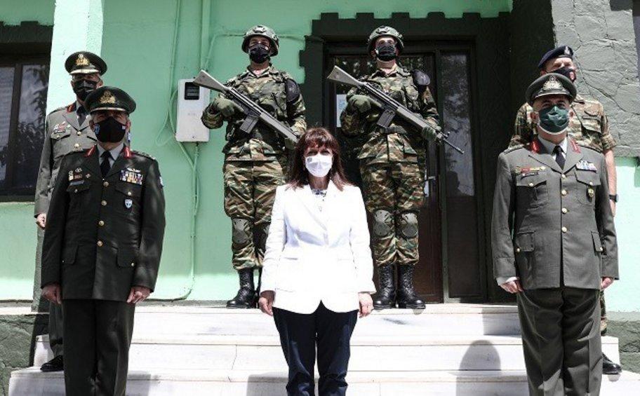 Έβρος: Περιοδεία της Σακελλαροπούλου σε Ορεστιάδα, Διδυμότειχο, Σουφλί