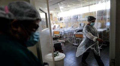 Αργεντινή-κορωνοϊός: 706 θάνατοι, πάνω από 27.000 κρούσματα σε 24 ώρες