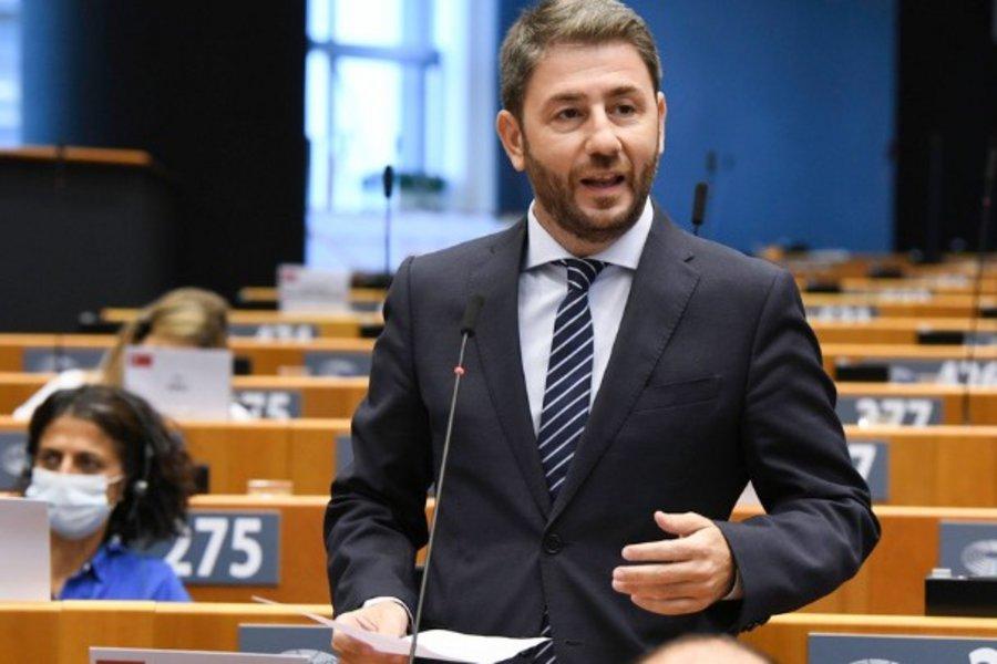Ρωτάτε-Απαντάμε - Ο Νίκος Ανδρουλάκης για την ενσωμάτωση των Δυτικών Βαλκανίων στην ΕΕ (audio)
