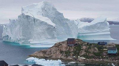 Μελέτη: Η τήξη των πάγων της Γροιλανδίας θα είναι σύντομα μη αναστρέψιμη