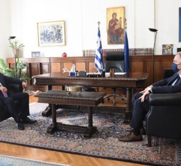 Σταϊκούρας: Ανω των 3,6 δισ. ευρώ η στήριξη επιχειρηματιών, επαγγελματιών και εργαζομένων στη Β. Ελλάδα