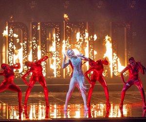 Eurovision 2021: Η Έλενα Τσαγκρινού έβαλε «φωτιά» στη σκηνή με το El diablo - ΒΙΝΤΕΟ