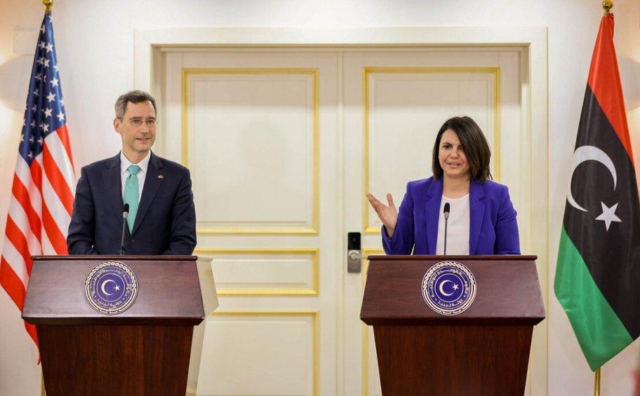 ΥΦΕΞ ΗΠΑ Τζόι Χουντ: Στηρίζουμε τη νέα, μεταβατική κυβέρνηση της Λιβύης, να αποχωρήσουν όλες οι ξένες δυνάμεις από τη χώρα