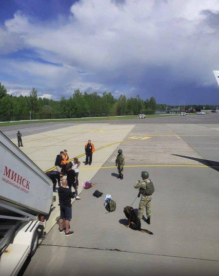 Αναχώρησε για Λιθουανία η πτήση της Ryanair - 11 Ελληνες στο αεροσκάφος
