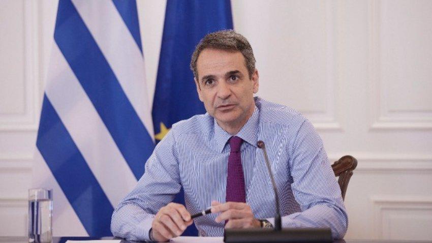 Μητσοτάκης: «Φτάνει πια! - Το Ευρωπαϊκό Συμβούλιο να εντείνει τις πιέσεις στη Λευκορωσία»