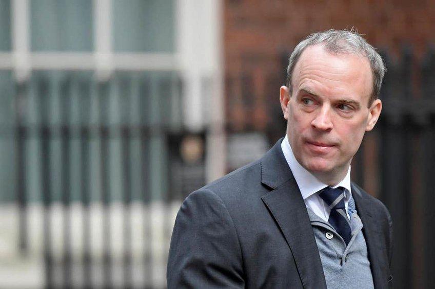 Βρετανία: Ο ΥΠΕΞ Ράαμπ προειδοποιεί τη Λευκορωσία ότι θα υποστεί τις «συνέπειες» για την εκτροπή αεροσκάφους της Ryanair στο Μινσκ