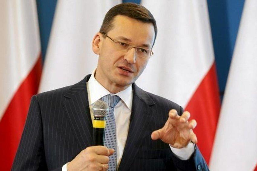 Μοραβιέτσκι: «Κρατική τρομοκρατία η εκτροπή του αεροσκάφους στο Μινσκ» - Ζητά κυρώσεις από την ΕΕ σε βάρος της Λευκορωσίας
