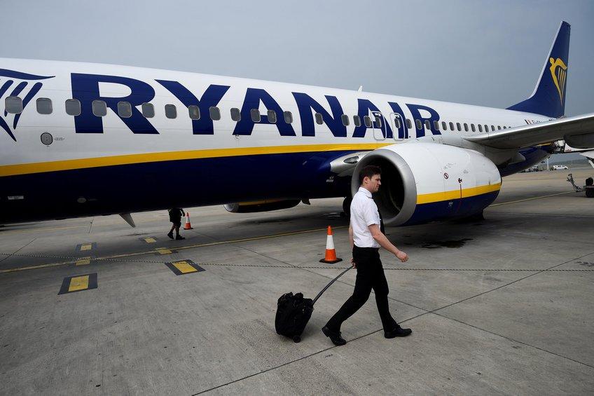 Ryanair: Δεν βρέθηκε τίποτα από τον έλεγχο στο αεροσκάφος στο Μινσκ, έχουμε ενημερώσει εθνικές και ευρωπαϊκές υπηρεσίες