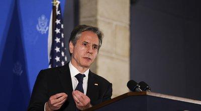 Ο Μπλίνκεν κάλεσε τον πρόεδρο της Τυνησίας να «σεβαστεί τις δημοκρατικές αρχές»
