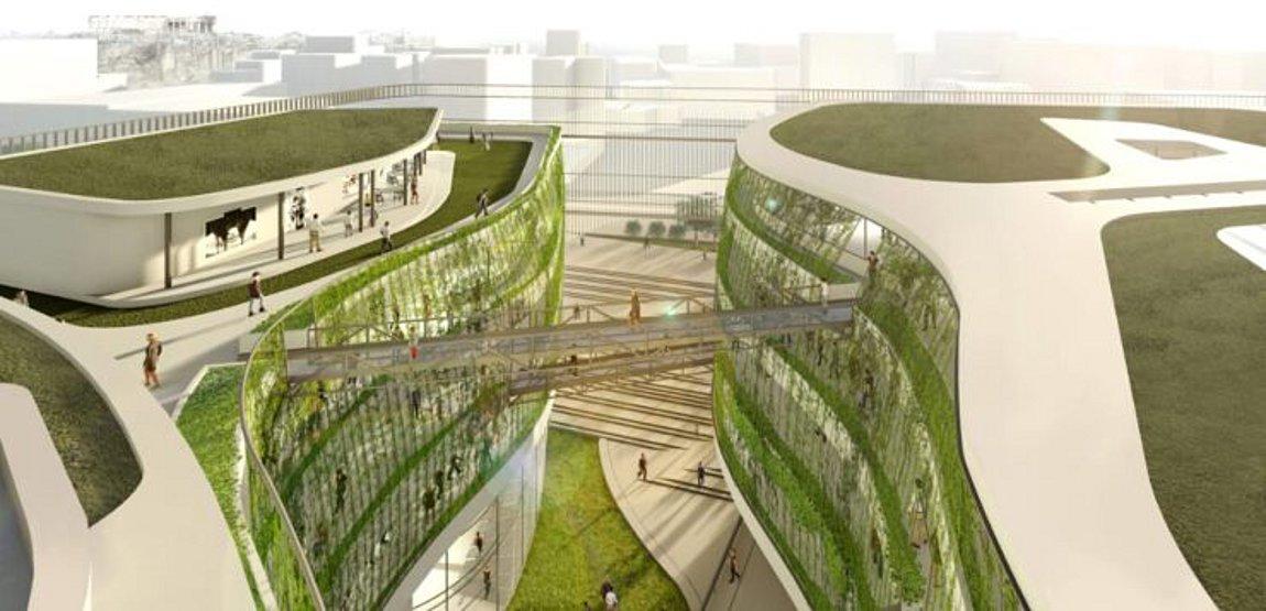Ξεκινά ο διαγωνισμός για την κατασκευή του νέου κτιρίου της ΓΓ Υποδομών στην οδό Πειραιώς