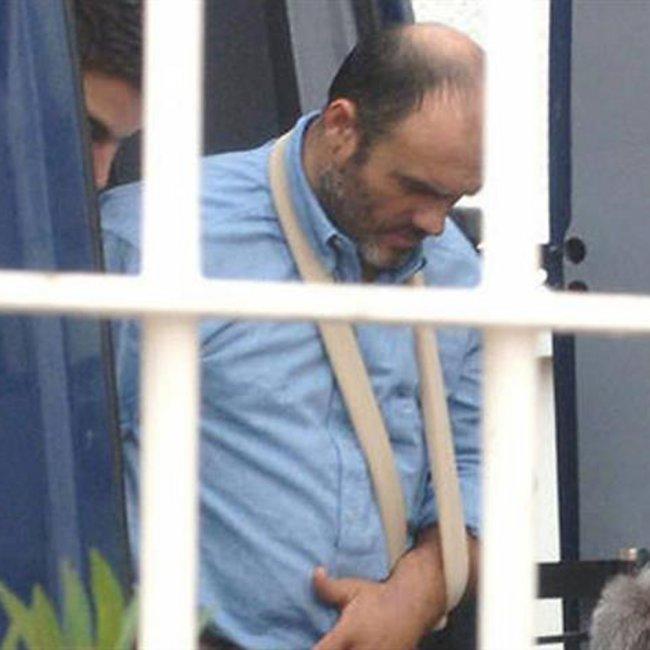 Ο διαβόητος αρχιληστής Νίκος Παλαιοκώστας στο νοσοκομείο - Καταπολεμούσε την υπέρταση με... σκόρδα