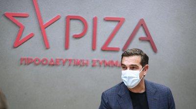 Μήνυμα Τσίπρα για σεισμό στην Κρήτη: Δύναμη και κουράγιο σε όλες και όλους, μα πιο πολύ στους συγγενείς του άτυχου εργάτη