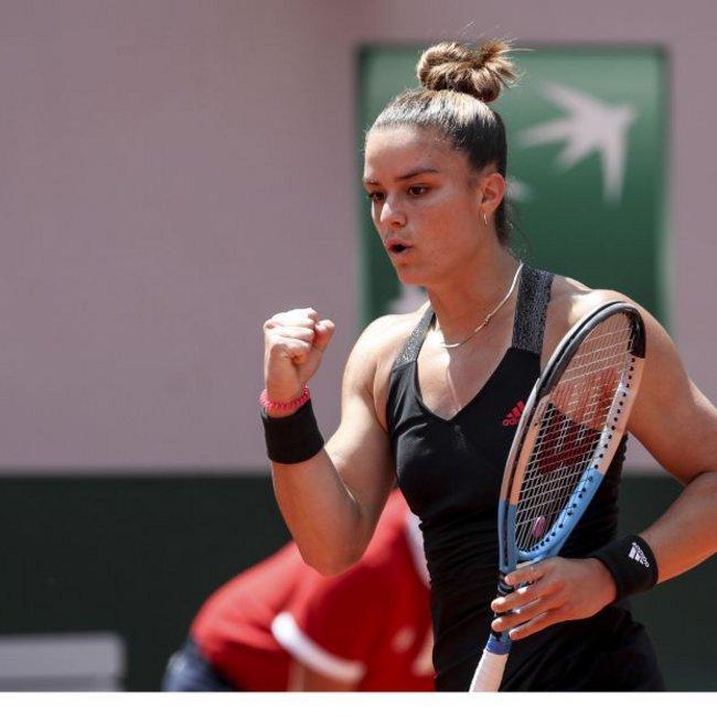 Σάκκαρη: Φαβορί να κατακτήσει το Roland Garros, την δίνουν οι στοιχηματικές - Η πορεία στους «4»