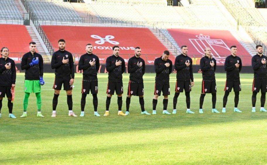Οι παίκτες της Κροατίας δεν θα γονατίσουν στο Wembley