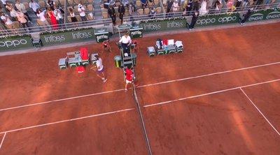 Οι καλύτερες στιγμές από τον τελικό Τσιτσιπά - Τζόκοβιτς στο Roland Garros - ΒΙΝΤΕΟ