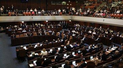 Ισραήλ: Ψήφο εμπιστοσύνης έλαβε από το Κοινοβούλιο η κυβέρνηση Μπένετ