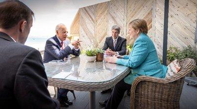 G7: Ο Μπάιντεν υπόσχεται ότι θα είναι «πολύ σαφής» με τον Πούτιν για τις μεταξύ τους διαφωνίες
