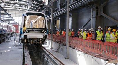 Θεσσαλονίκη: Μετρό, ΟΑΣΘ και διάνοιξη της Ψελλού στο επίκεντρο της συνάντησης του δημάρχου Κ.Ζέρβα με τον υπουργό Κ.Καραμανλή