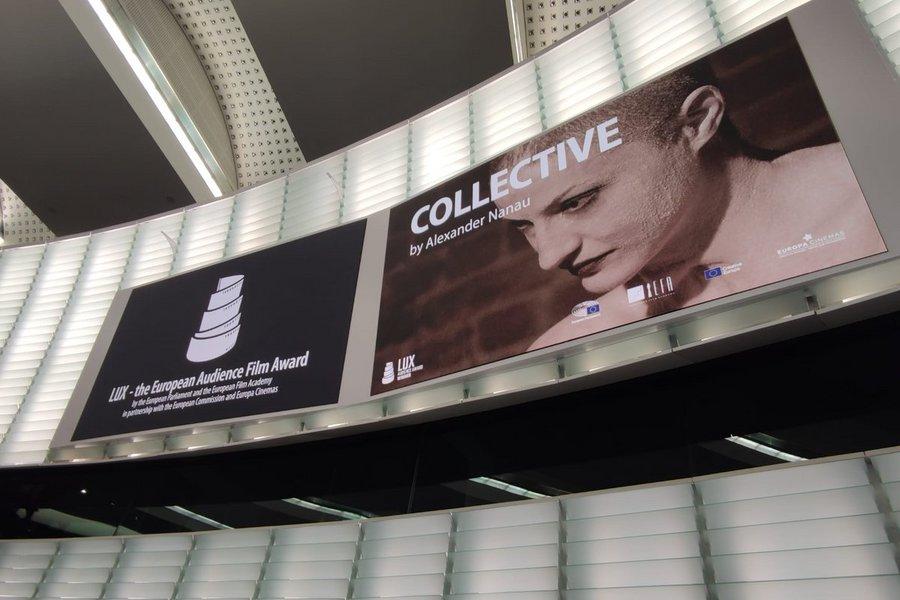 Στην ταινία «Collective» το Ευρωπαϊκό Βραβείο Κοινού LUX 2021 (audio)