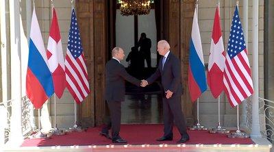 Μπάιντεν: Κανείς δεν θέλει νέο Ψυχρό Πόλεμο - Πούτιν: Ξανά πρέσβεις σε Μόσχα-Ουάσιγκτον