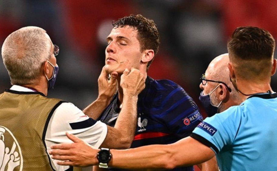 Έρευνα της UEFA για τον τραυματισμό του Παβάρ