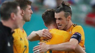 Με το... ενάμισι πόδι στους «16» η Ουαλία - 2-0 την Τουρκία - Δείτε γκολ και highlights