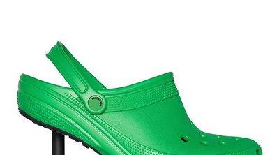 Τα stiletto Crocs του οίκου Balenciaga έχουν προκαλέσει σάλο αντιδράσεων