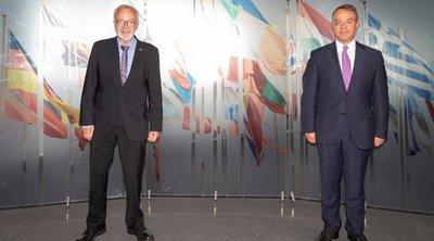 Σταϊκούρας: Η ΕΤΕπ θα συμβάλει στη διαχείριση 5 δισ. ευρώ για στήριξη νέων επενδύσεων στο πλαίσιο του Εθνικού Σχεδίου «Ελλάδα 2.0»