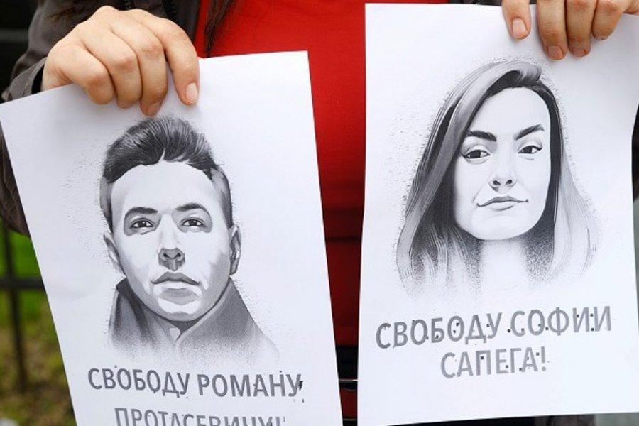 Ευρωπαϊκό Κοινοβούλιο: Περισσότερες κυρώσεις κατά της Λευκορωσίας μετά την αεροπειρατεία (audio)