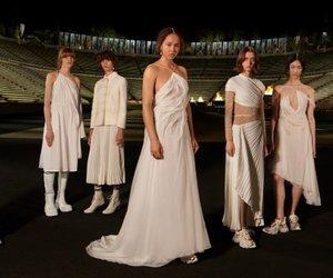 Καλλιμάρμαρο: Μάγεψε η λαμπερή επίδειξη του Dior - Αφιερωμένη στην Επανάσταση του '21 και τον αρχαίο ελληνικό πολιτισμό - ΒΙΝΤΕΟ