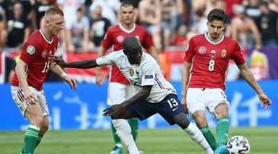 Κράτησε στο 1-1 τη Γαλλία η Ουγγαρία και συνεχίζει να ελπίζει - Δείτε γκολ και highlights
