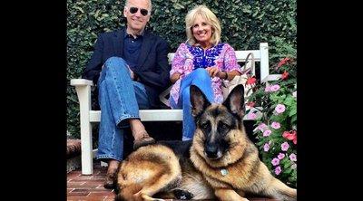 ΗΠΑ: Το ζεύγος Μπάιντεν ανακοίνωσε τον θάνατο του «πρώτου σκύλου» Τσαμπ