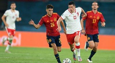Ισοπαλία ξανά για τους Ίβηρες: Ισπανία-Πολωνία 1-1 - Δείτε γκολ και highlights